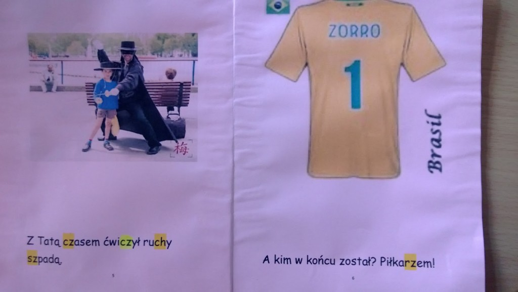 atrakcyjne czytanie po polsku