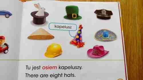 dwujęzyczne książki
