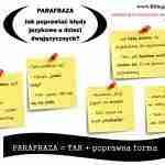 Dwujęzyczność infografiki
