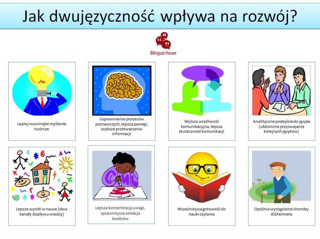 jak dwujezycznosc wpływa na rozwoj dziecka
