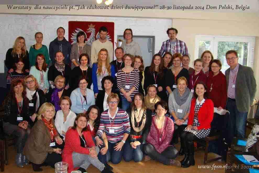 Szkolenie dla nauczycieli polonijnych w Holandii