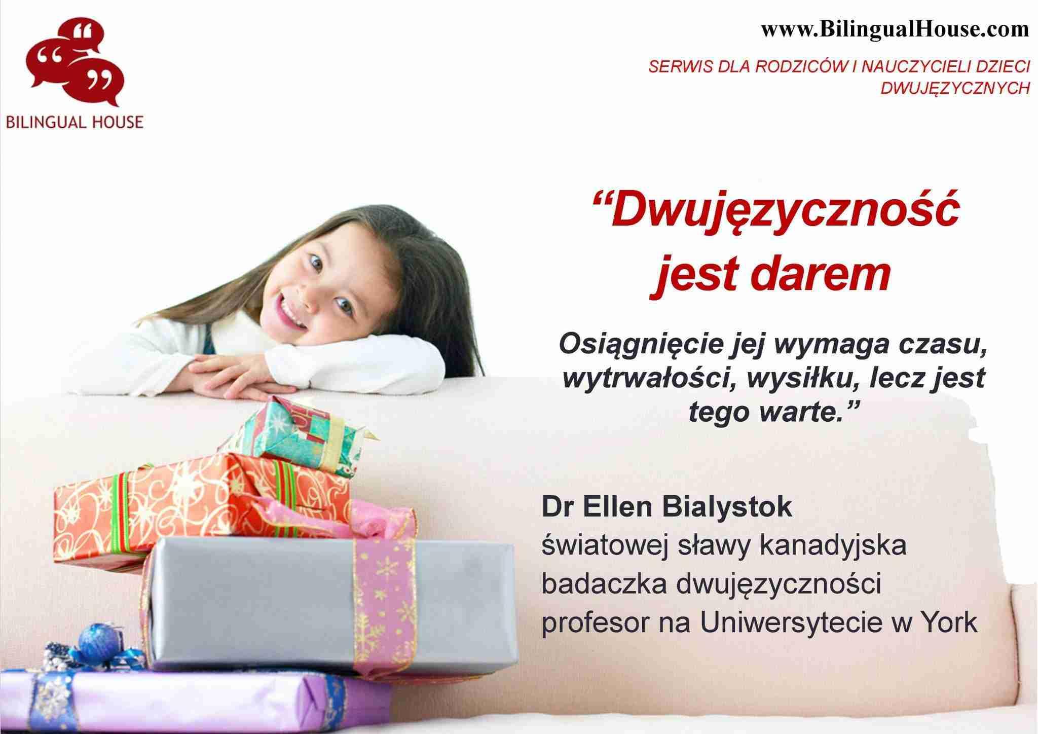 dwujęzyczność jest darem