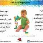 Nasz język – nasze lekcje! Lekcje polskiego dla dzieci dwujęzycznych – lekcja nr 7: I'm doublelanguaged, czyli dwujęzyczność jest super