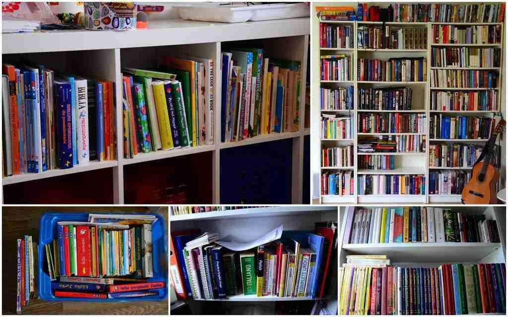 Biblioteczka Aleksandra