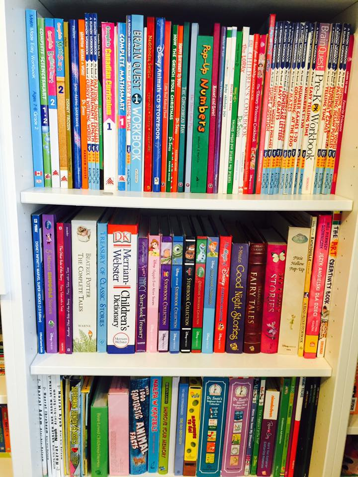 Biblioteczka Ewa1