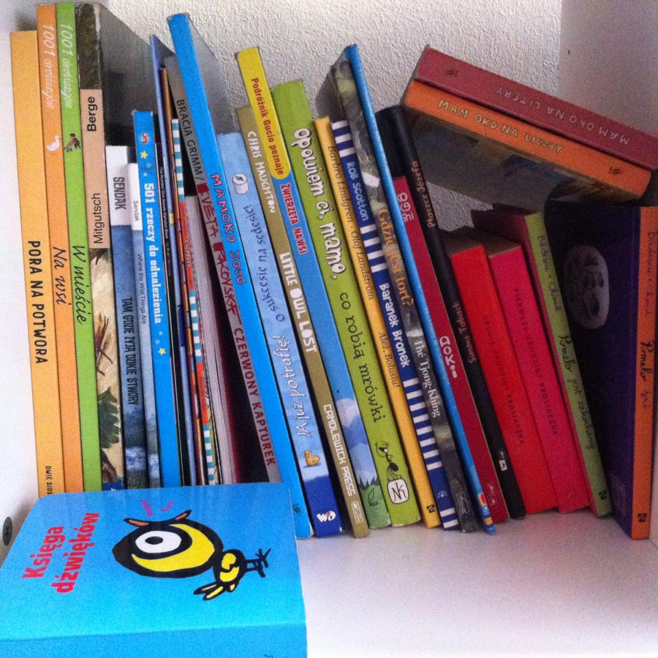 Biblioteczka Magdalena4