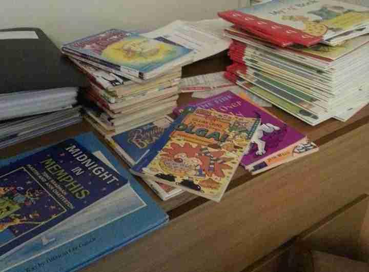 Biblioteczka Mar Ola