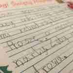 Nasz język – nasze lekcje! Lekcje polskiego dla dzieci dwujęzycznych – lekcja nr 4: list do Mikołaja