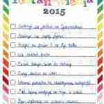 Nasz język – nasze lekcje! Lekcje polskiego dla dzieci dwujęzycznych – lekcja nr 5: postanowienia noworoczne