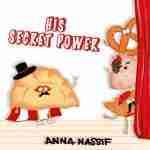 """Dwujęzyczna książka """"His Secret Power"""""""