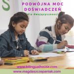 Dwujęzyczność dzieci w wieku szkolnym