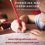 Nauka czytania i pisania w dwóch językach